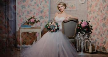 платье для невесты Габбиано