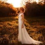 Скромное обаяние: сдержанные фасоны свадебных платьев