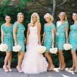 Искусство быть уместной: выбираем платья на свадьбу для подружек невесты