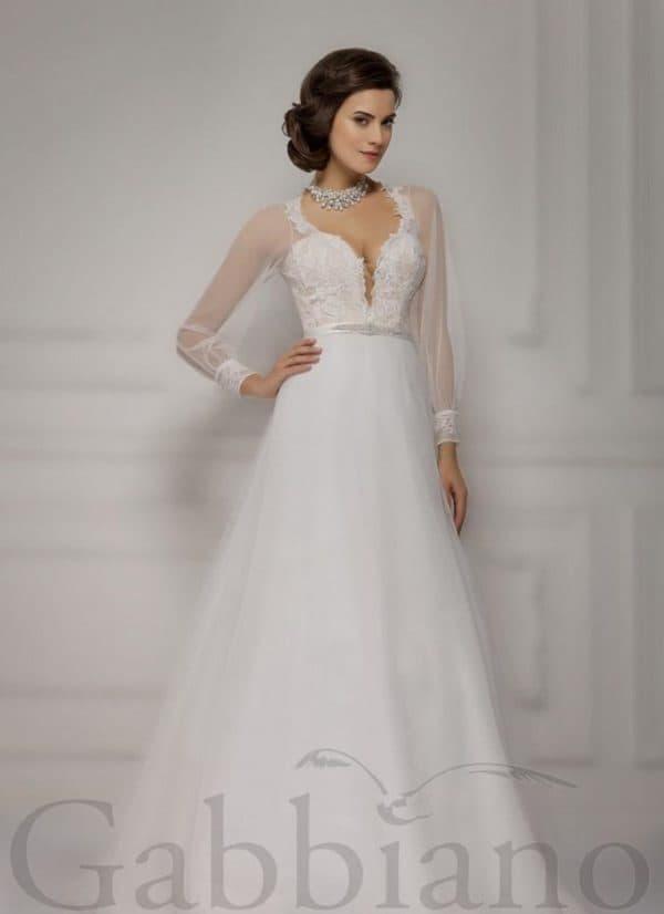 платье Габбиано