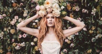 стиль бохо для невест