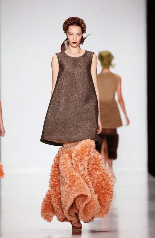 современное платье барышня крестьянка