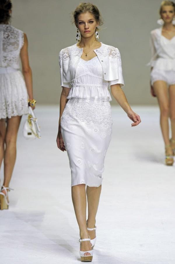 одежда в стиле прованс