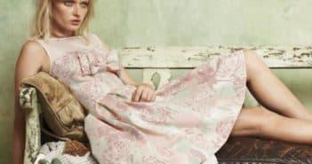 повседневные платья в стиле прованс