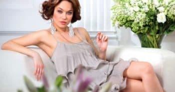 модные платья для женщин от 40 лет