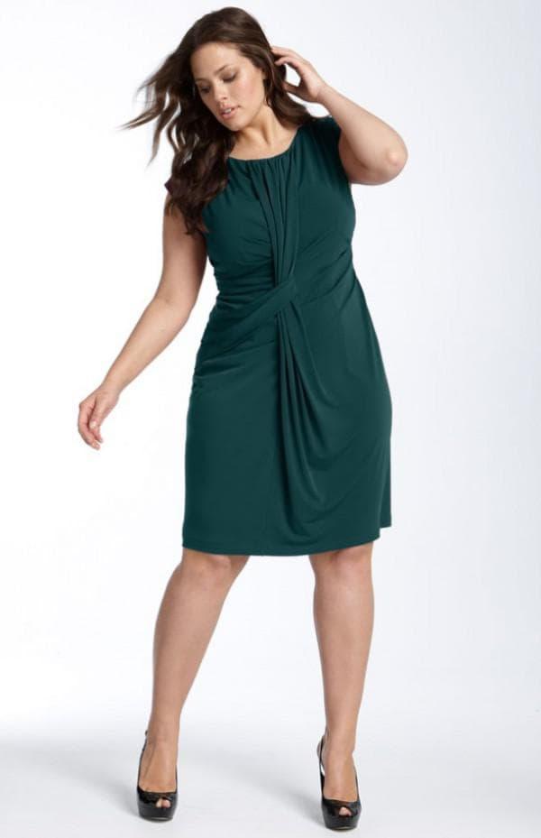 платье на каждый день для зрелых женщин