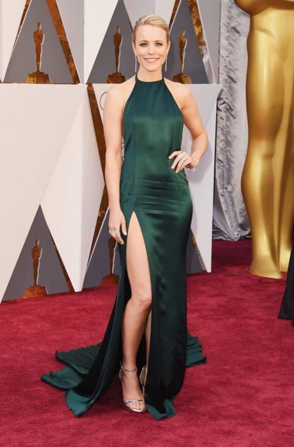 Звезда в изумрудном платье
