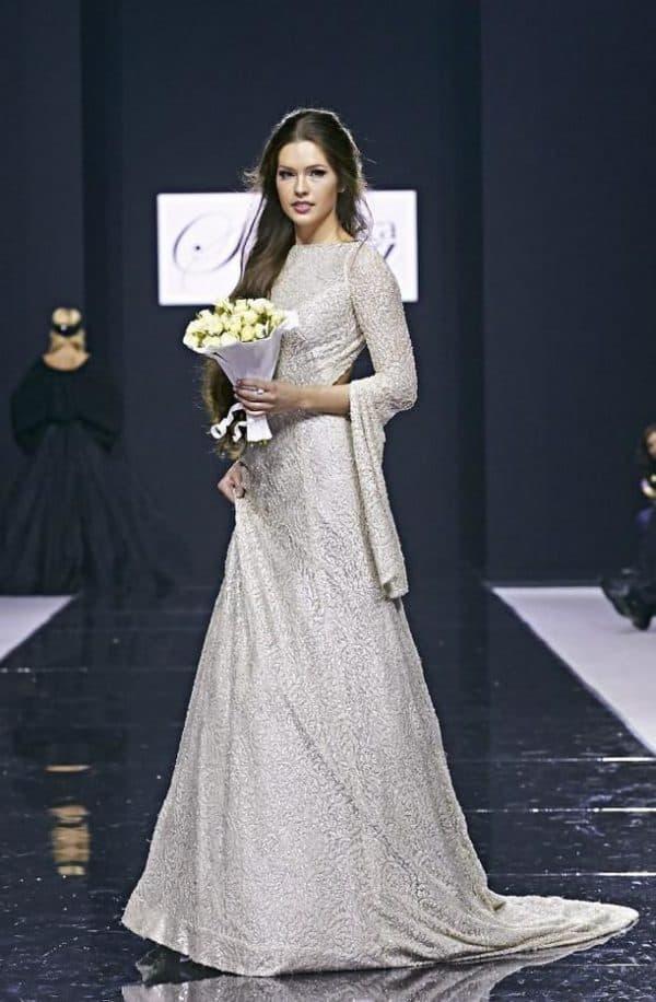 Платье на венчание россия