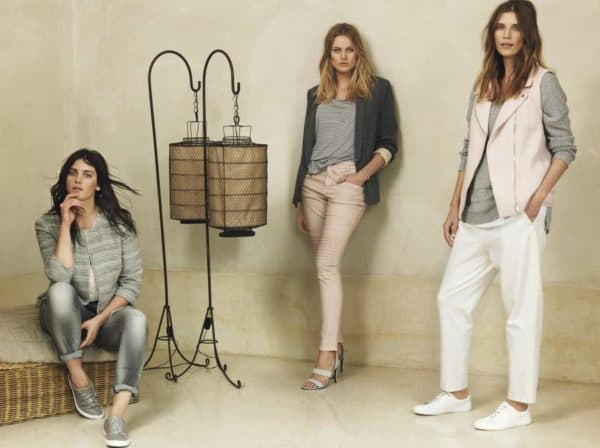 Коллекция одежды Манго Виолета