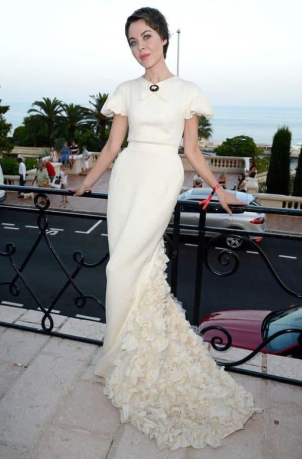Свадебное платье от Ульяны Сергеенко