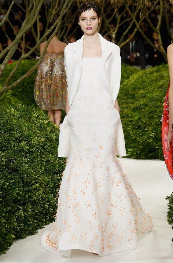 Свадебное платье красивое Ульяна Сергеенко