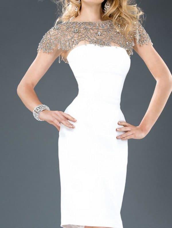 Модное платье на последний звонок
