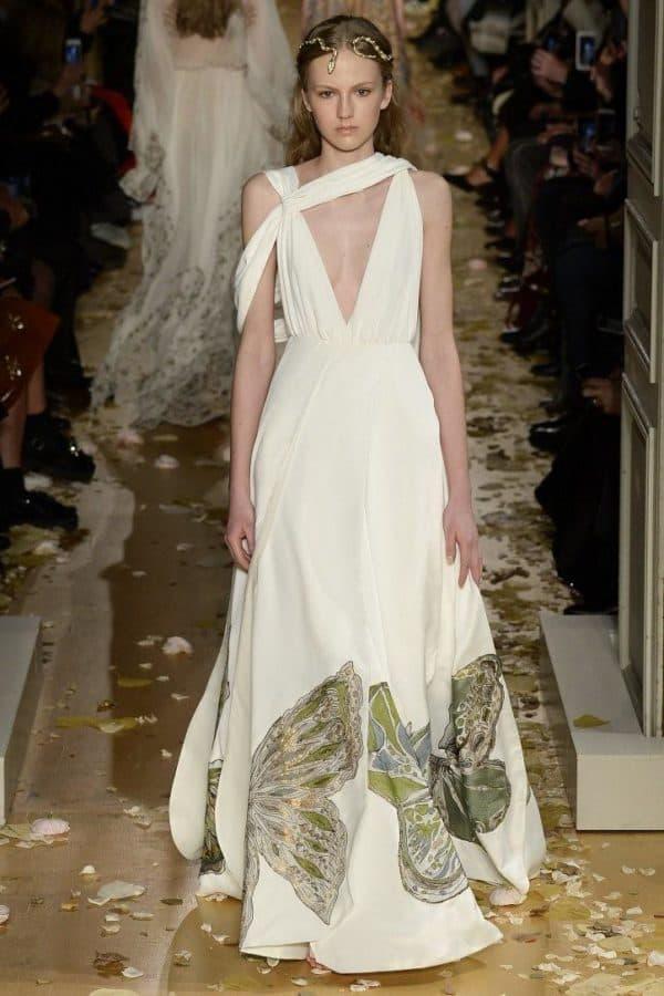 Вечернее платье от Валентино