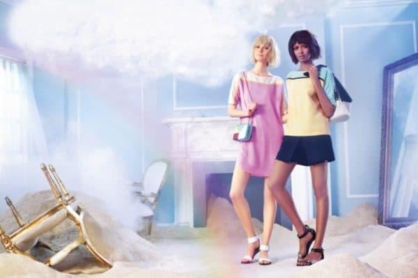 Цветные платья от Киры Пластининой