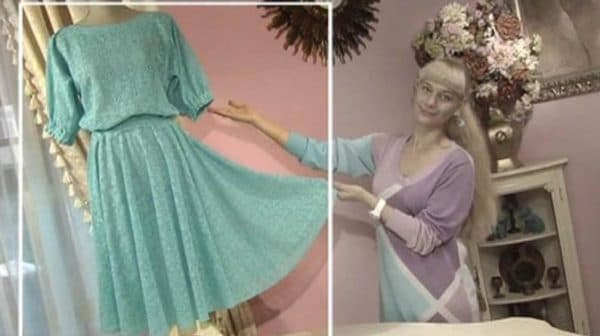 Платье от Ольги Никишичевой на каждый день